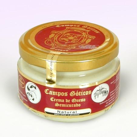 Crema de Queso Semicurado Campos Góticos