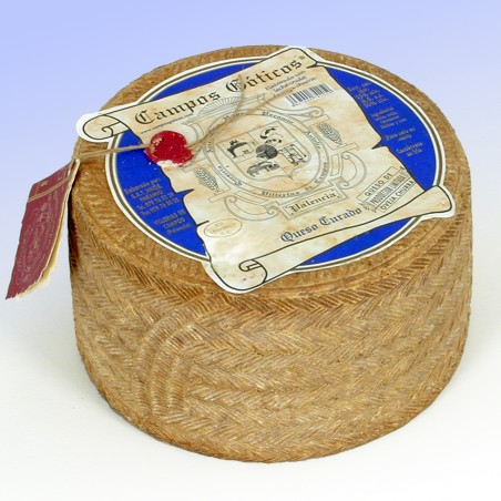 queso curado campos goticos